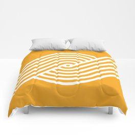 Incurve [Orange] Comforters