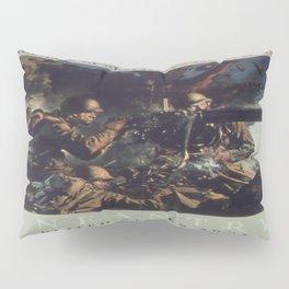 Vintage poster - U.S. Infantry Pillow Sham