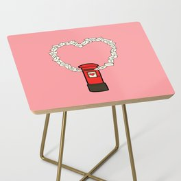 Love Letters Side Table