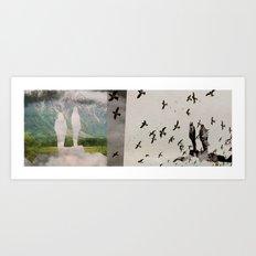 bird Dreams Art Print