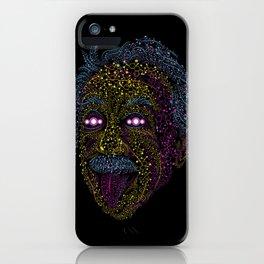 Acid scientist iPhone Case
