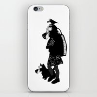 singapore iPhone & iPod Skins featuring SINGAPORE HAZE  by Seez