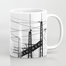Electricity Plant Coffee Mug