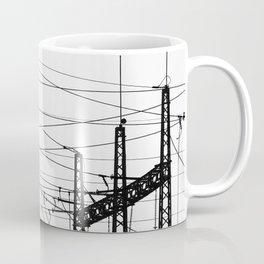 Electricity Plant Coffee Mug