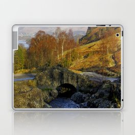Ashness Bridge  Lake District Laptop & iPad Skin
