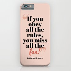 Fun! Slim Case iPhone 6s