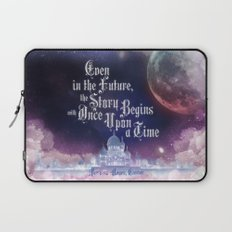 Cinder - Once Upon a Time Laptop Sleeve
