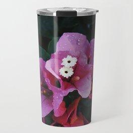 Pink Drizzle Travel Mug