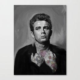 A Modern Dean Canvas Print