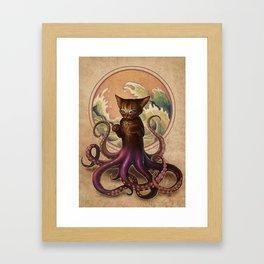 Octopussy Framed Art Print