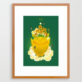 Day - Limited Edition Framed Art Print