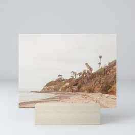 San Diego Coast Mini Art Print