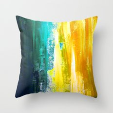 c o v e r d u p  Throw Pillow