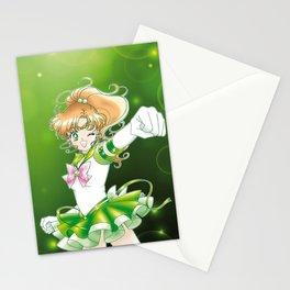 Eternal Sailor Jupiter Stationery Cards