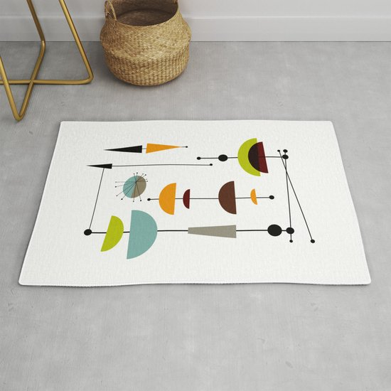 Mid Century 14 by dreamprintdesigns