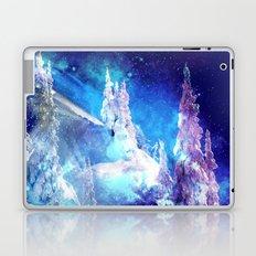 Starry Ice Laptop & iPad Skin