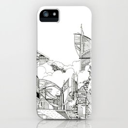 Urbanscape iPhone Case