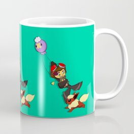 Poke-Trainer Razputin Aquato Coffee Mug