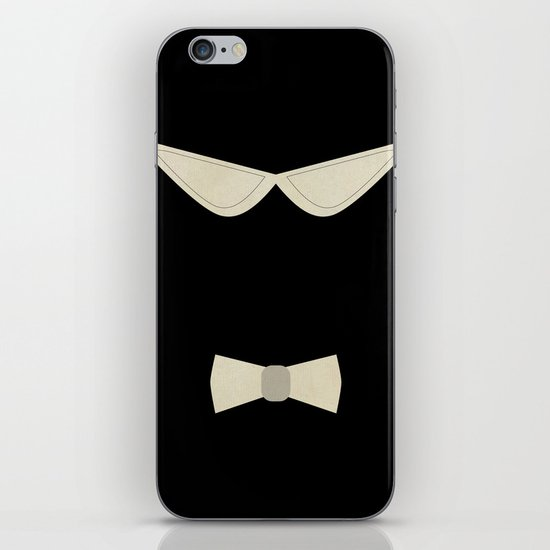 sailor moon - tuxedo mask iPhone & iPod Skin