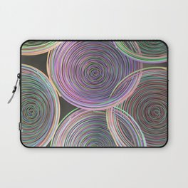 Colorful spiraled coils Laptop Sleeve