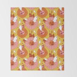 Daisyween Throw Blanket