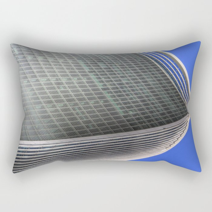 The Walkie Talkie London Rectangular Pillow