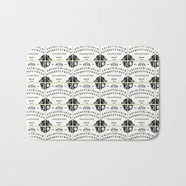 ouija board pattern Bath Mat