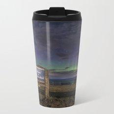 May Aurora at Old Garden Beach #2 Metal Travel Mug