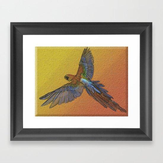 wildlife 1 Framed Art Print