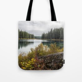 Clear Lake, Fall 2018, No. 3 Tote Bag