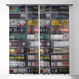 Old School 80's and 90's Hip Hop tapes part 9 Blackout Curtain