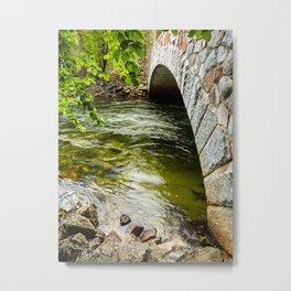 Merced River, Yosemite Valley Metal Print