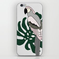 Tropical Parrot iPhone Skin