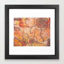 Petals for Arms  Framed Art Print