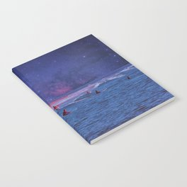 Surf Town Notebook