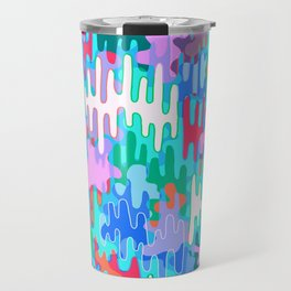 Color Blob #3 Travel Mug