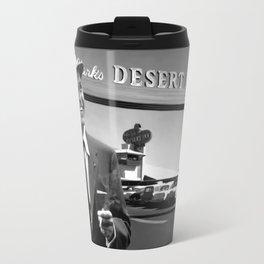 Frank Sinatra in Las Vegas Travel Mug