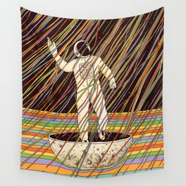 Pouring Dream Wall Tapestry