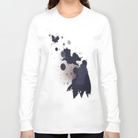 dmmd Long Sleeve T-shirts featuring Take me away by Aspen Bear