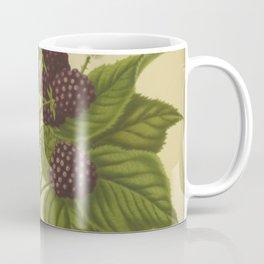 Botanical Blackberries Coffee Mug