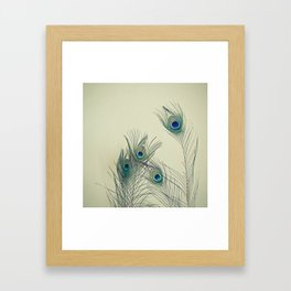 All Eyes Are on You Framed Art Print