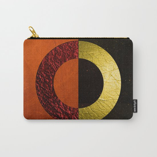 Abstract #112 Carry-All Pouch