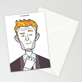 Barney Stinson Cards Society6