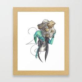 Mento Mallburn Framed Art Print
