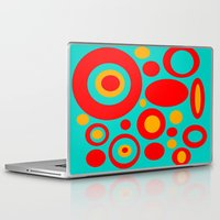 dale cooper Laptop & iPad Skins featuring Dale by Crash Pad Designs