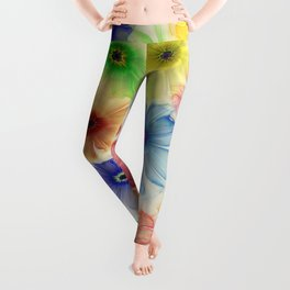 Flowers for Eternity Leggings