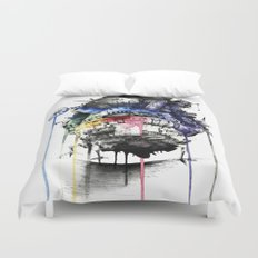 Howl's Moving Castle Duvet Cover