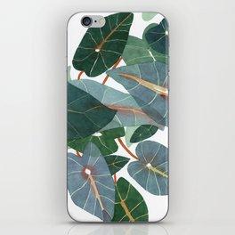 Caladiums iPhone Skin