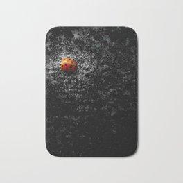 Lovely Ladybug Bath Mat