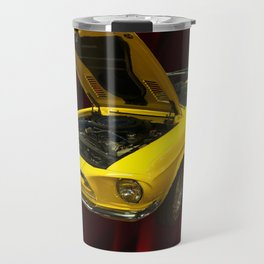 1968 Shelby gt 500kr Travel Mug